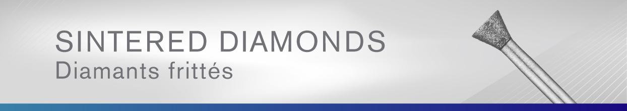 Sintered Diamonds from Brasseler Canada