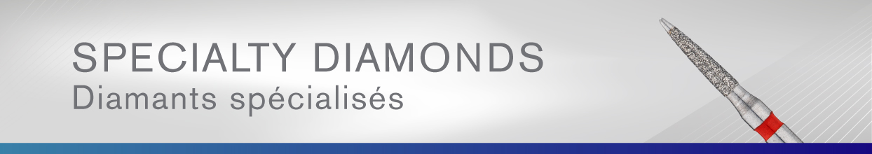 Specialty Diamonds from Brasseler Canada
