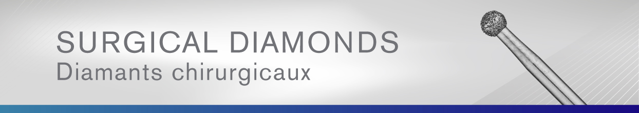 Surgical Diamonds from Brasseler Canada