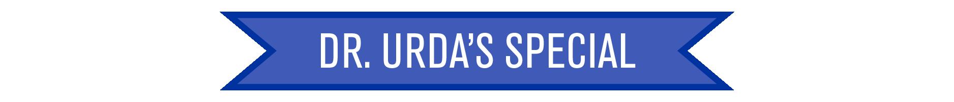 Dr. Urda's Special
